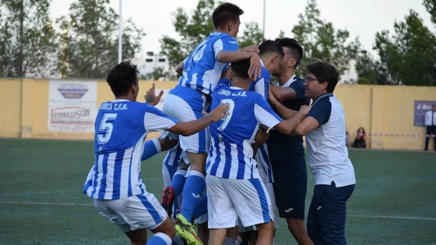 Victoria histórica para el Lorca CFB ante el Ranero