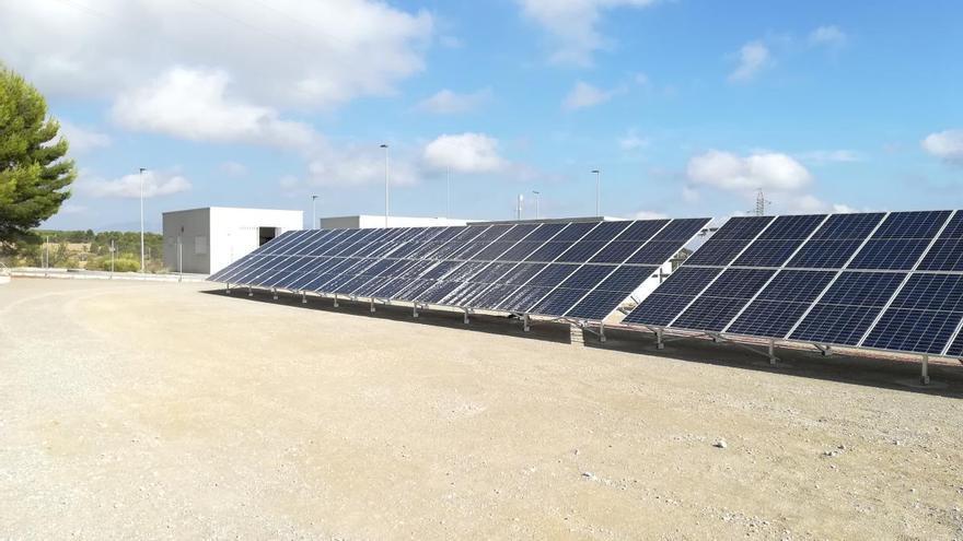 Depuradoras alimentadas con energía fotovoltaica