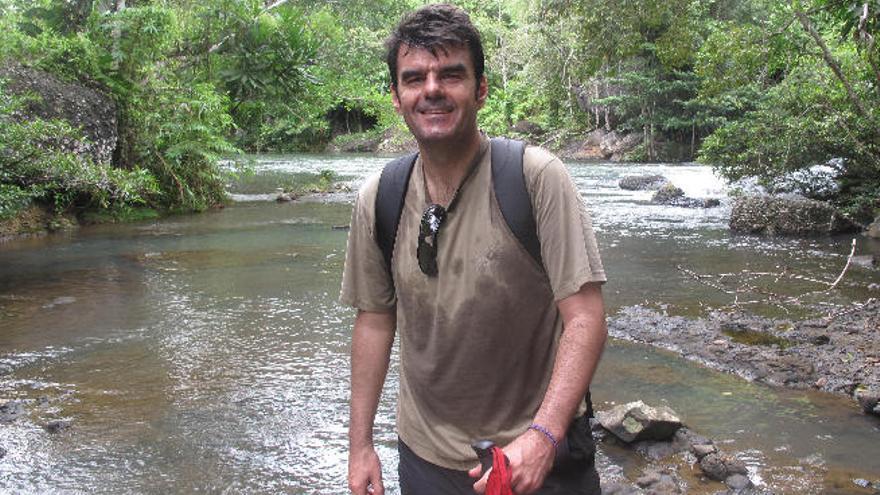 """""""En Papúa intentamos proteger uno de los mayores bosques del mundo"""""""
