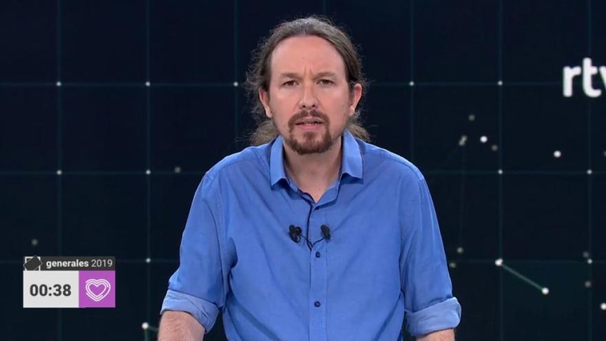 RTVE propone un debate con los candidatos a la Comunidad de Madrid el 2 de mayo