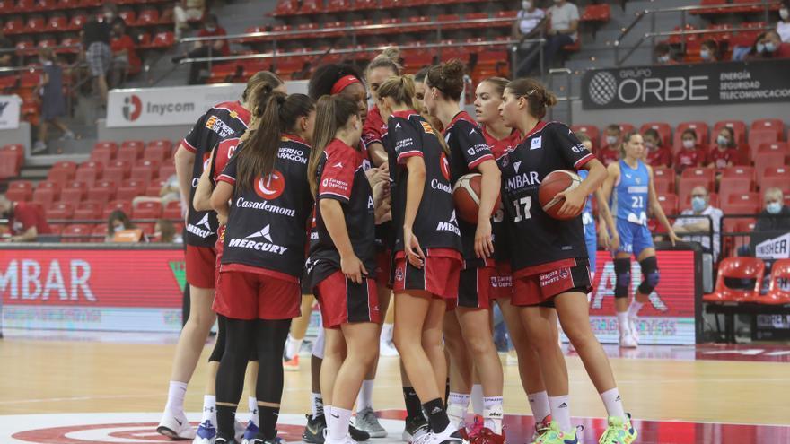 Primera victoria del Casademont en Logroño