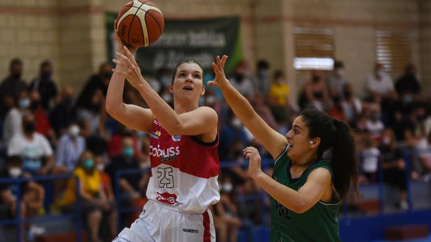 Sofía Licskai renueva una temporada más con el Milar Córdoba BF