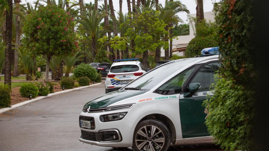 La víctima del tiroteo en una villa de Ibiza está en planta y estable