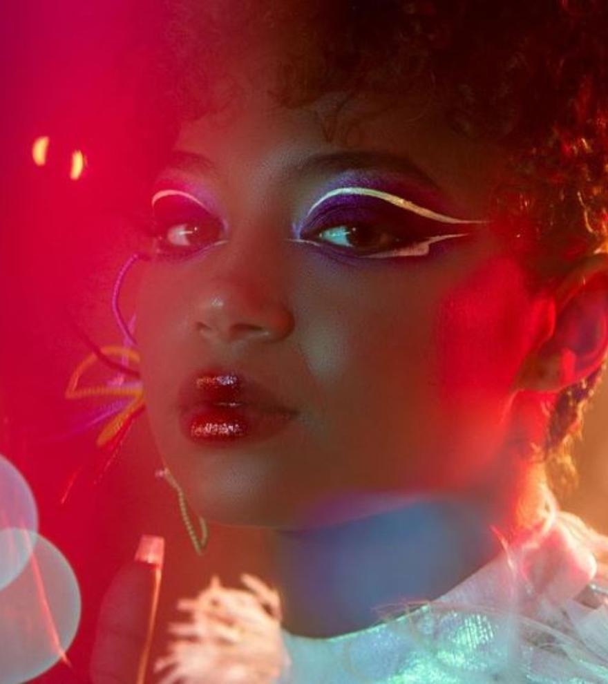 La ilicitana Berta Vázquez, imagen de MAC Cosmetics