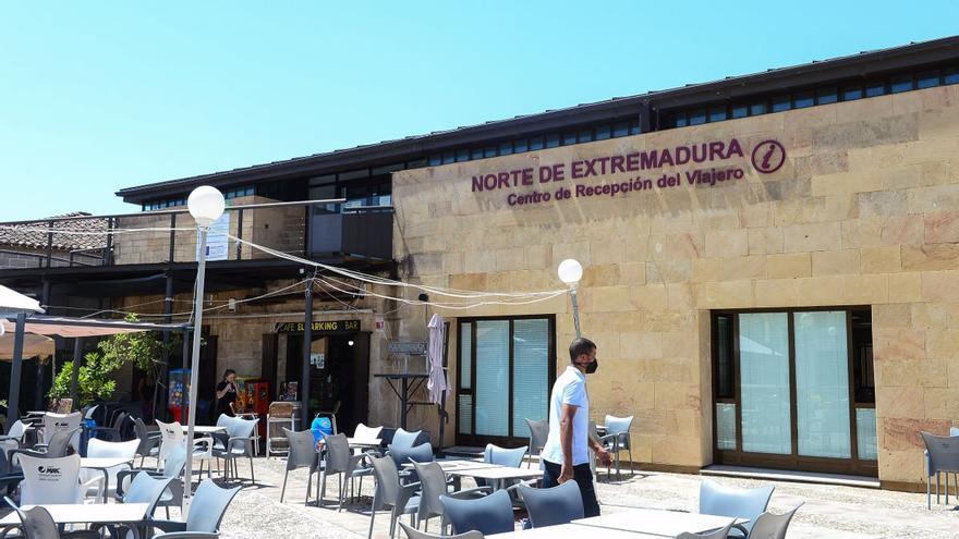 Pizarro apunta a la gestión directa eventual del centro de visitantes