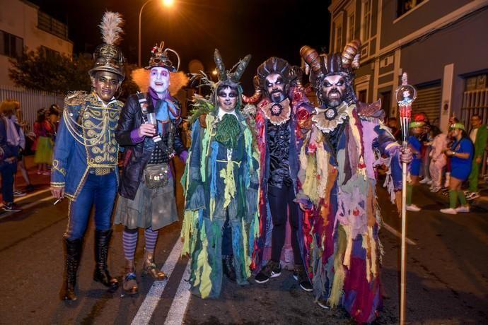 29-02-20  LAS PALMAS DE GRAN CANARIAS. CIUDAD. LAS PALMAS DE GRAN CANARIA. Cabalgata del Carnaval.    Fotos: Juan Castro.  | 29/02/2020 | Fotógrafo: Juan Carlos Castro