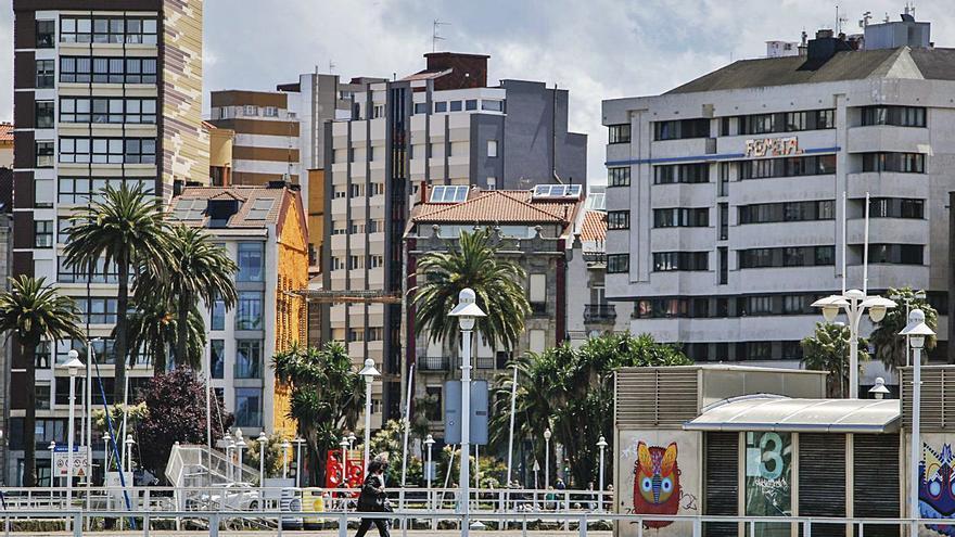 """El plan para reformar Fomento, """"viable y asequible"""" para vecinos y hosteleros"""