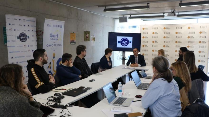 Quart participa en la diseminación del proyecto europeo Share The Badge