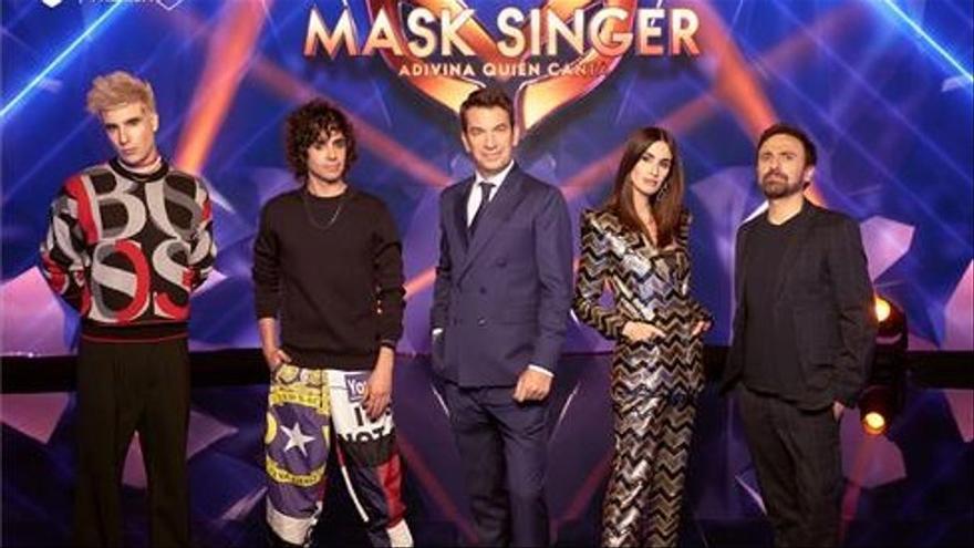 """La audiencia de 'Mask Singer' acusa al programa de """"tongo"""": """"Es un engaño"""""""