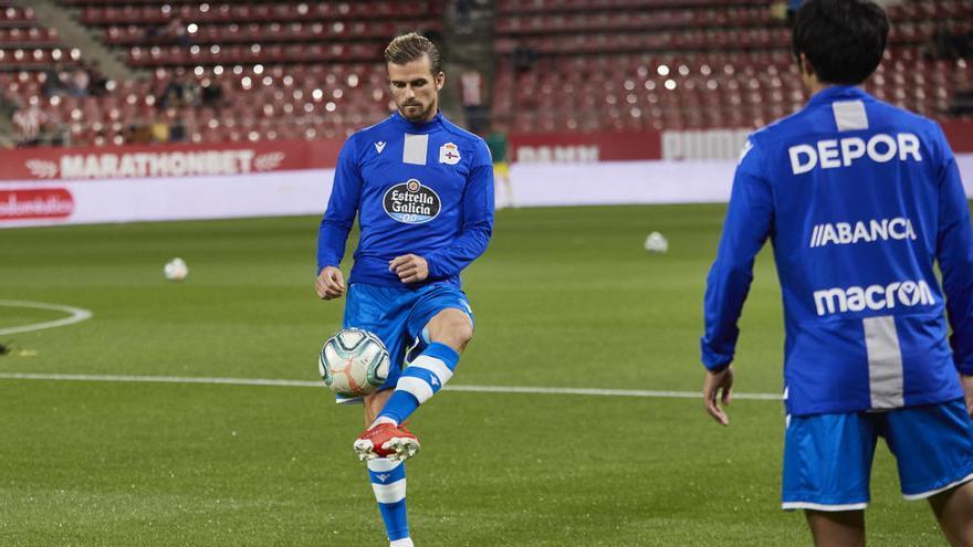 El Dépor cae 3-1 ante el Girona