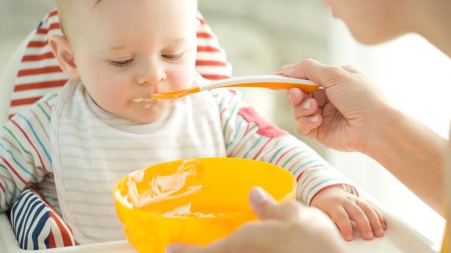 Sanidad alerta sobre varios lotes de alimentos infantiles que pueden producir infección por salmonela