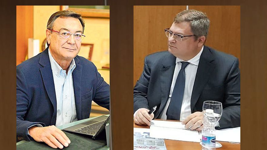 Sebastián Pla no optará a la reelección y Luis Martí se postula como futuro presidente de CEV Castellón