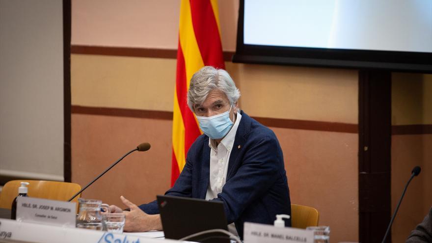 Cataluña detecta cinco casos de la variante delta plus del coronavirus