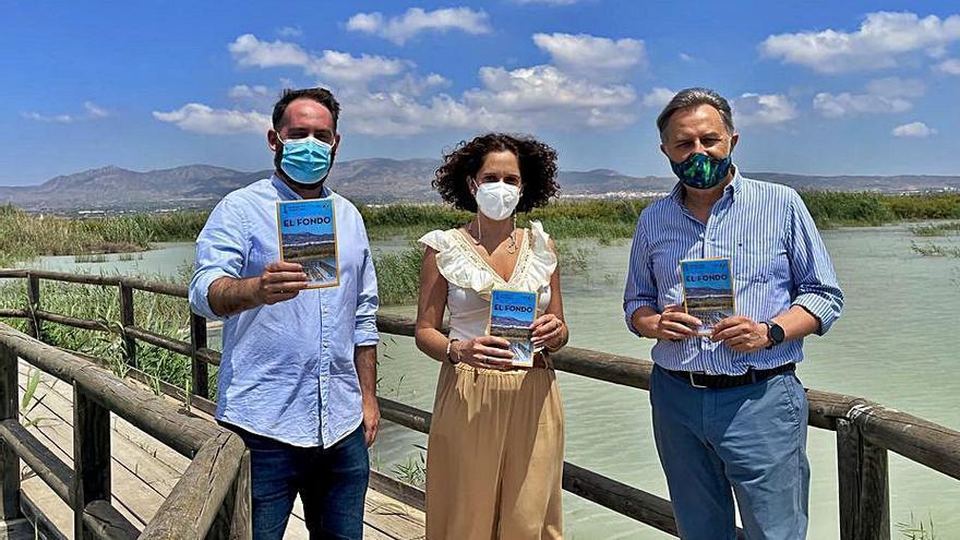Crevillent edita 10.000 folletos sobre El Hondo