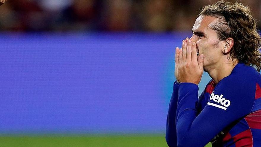 Multa de 300 euros al Barça por el fichaje de Griezmann