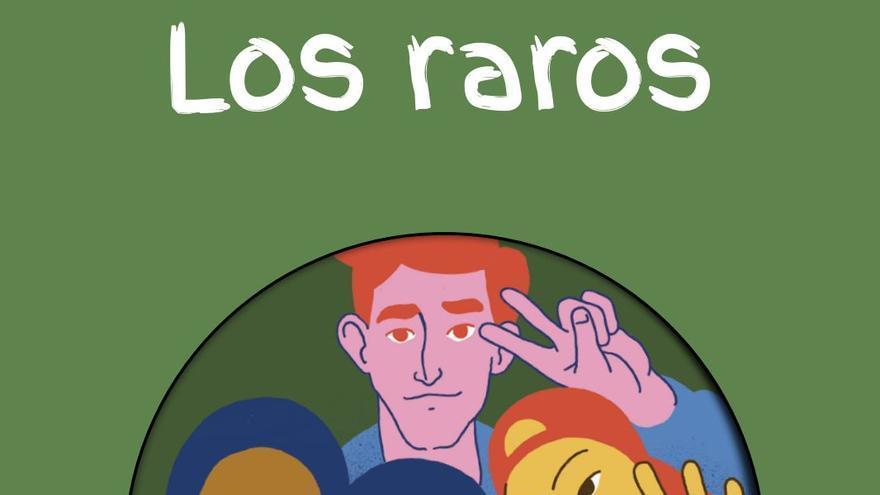'Los raros', un cómic para educar a los adolescentes en el buen uso de la tecnología