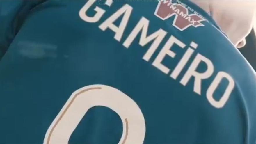 Vídeo: Así presentan a Kevin Gameiro en su nuevo equipo