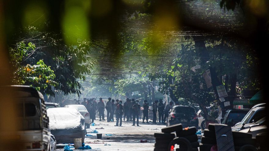 Los ciudadanos birmanos en EEUU podrán optar al estatus de protección temporal