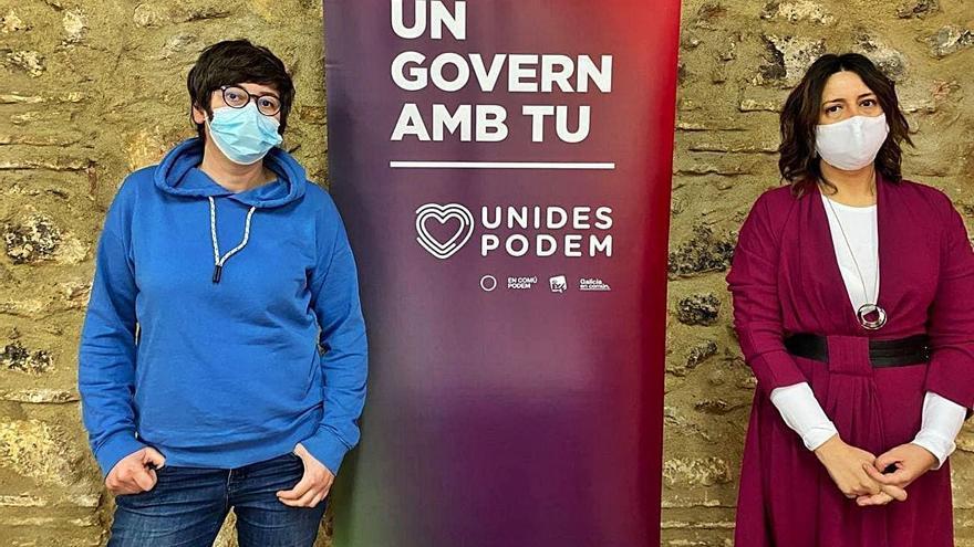 Lima y Pérez (EU) instan al grupo parlamentario a acatar el relevo