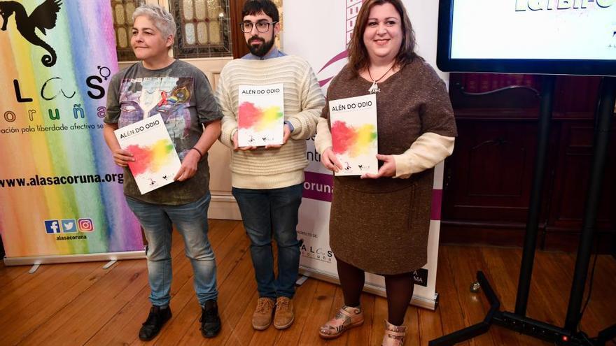 Alas Coruña recogió el año pasado 33 denuncias por odio contra la diversidad sexual