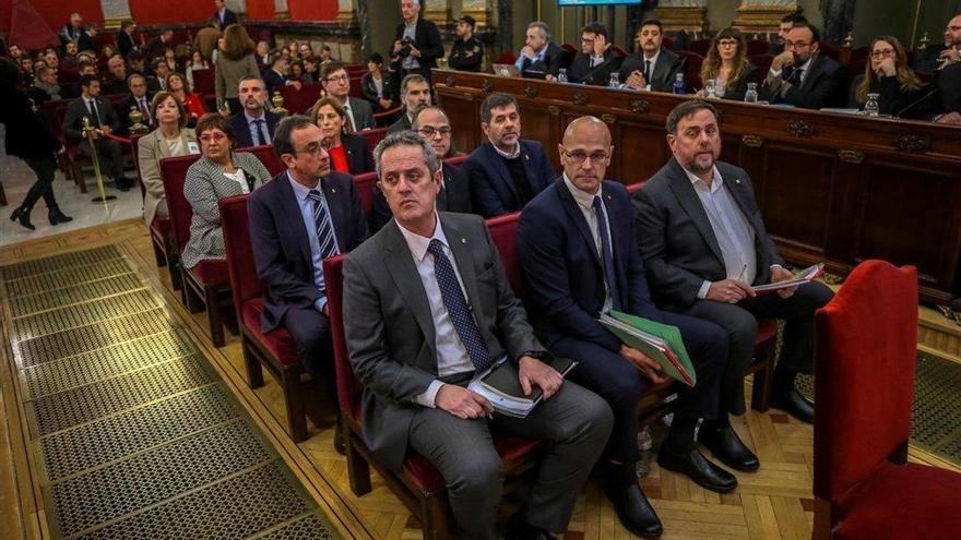 Las incógnitas que faltan por resolver con la sentencia del 'procés'
