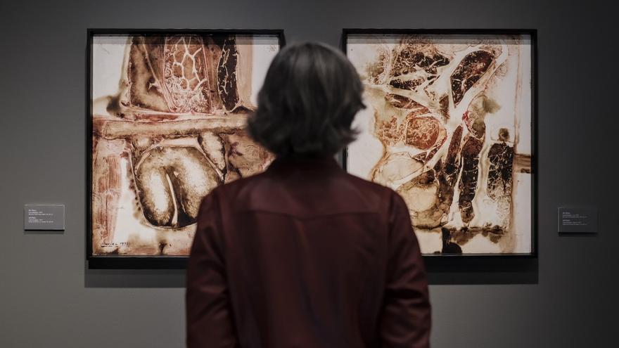La Casa de Colón rinde homenaje a la pintora Lola Massieu con una exposición por el centenario de su nacimiento