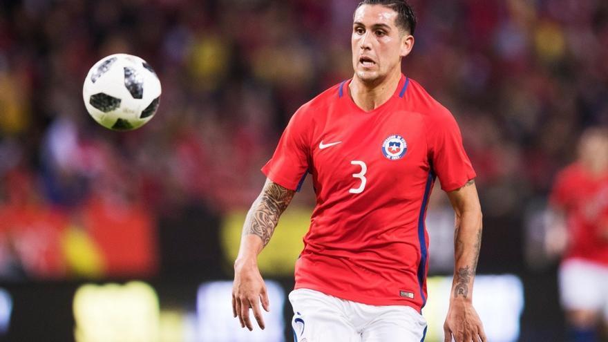 Chile convoca a Roco y volverá justo para el partido del Rayo