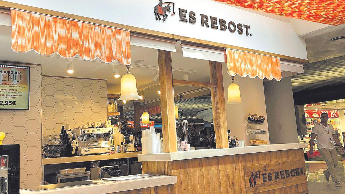 Es Rebost estará disponible desde el jueves.