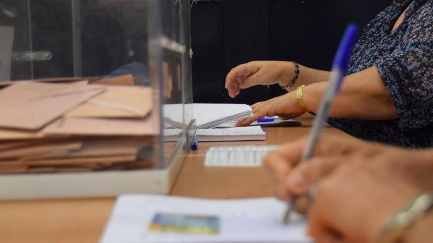 La difusión del recuento electoral se retrasa hasta las 22:15