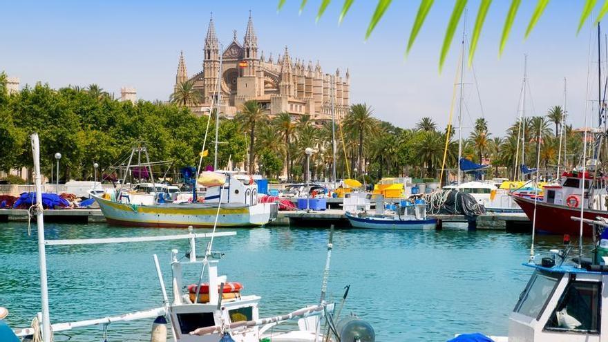 Palma e Ibiza, en el 'top 5' de principales destinos de los europeos
