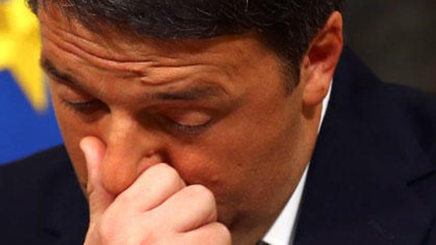 Renzi dimite tras perder el referéndum constitucional