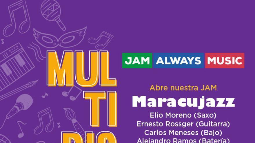 Jam Always Music: Multidisciplinar