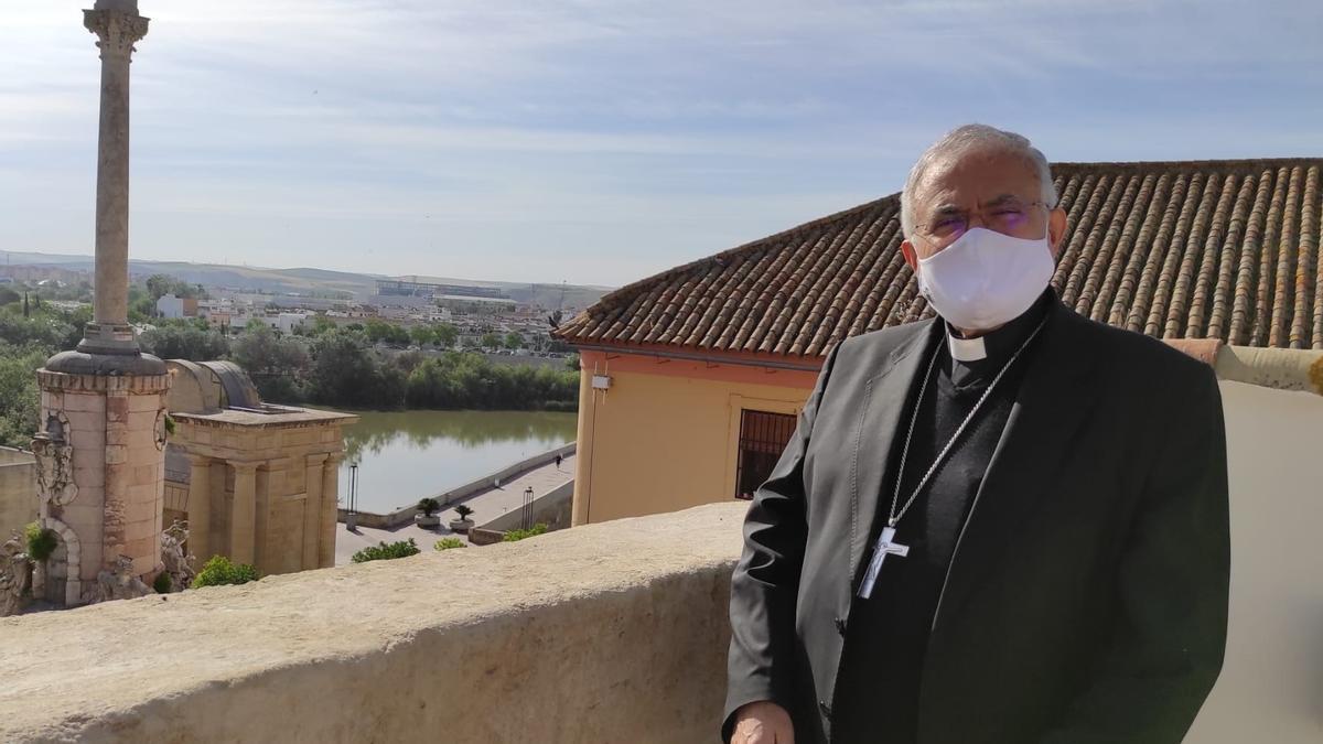 El obispo de Córdoba, Demetrio Fernández.