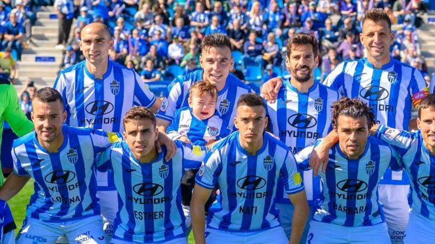 El Atlético Baleares, último escollo hacia la categoría de plata