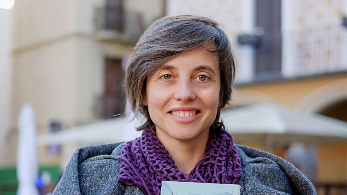 Alba Llobet rememora episodis com l'homenatge als sanitaris