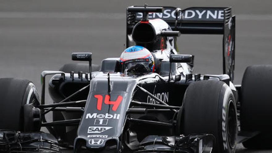 "Alonso: ""Es un fin de semana de estar atentos"""