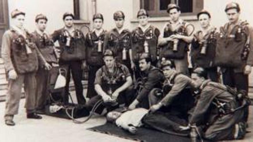 """La Brigada de Salvamento Minero, un cuerpo de élite con un siglo de historia que suma cientos de rescates """"heroicos"""""""