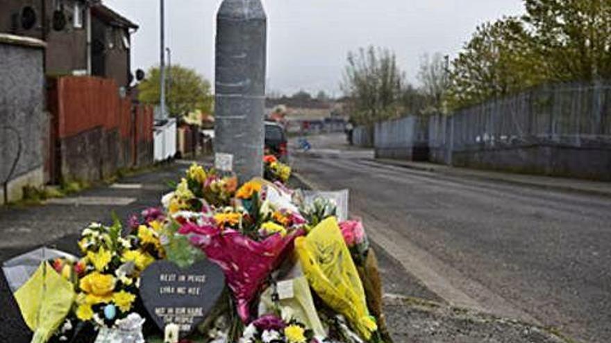 Detenen dues persones  per l'assassinat a trets d'una periodista a Irlanda del Nord