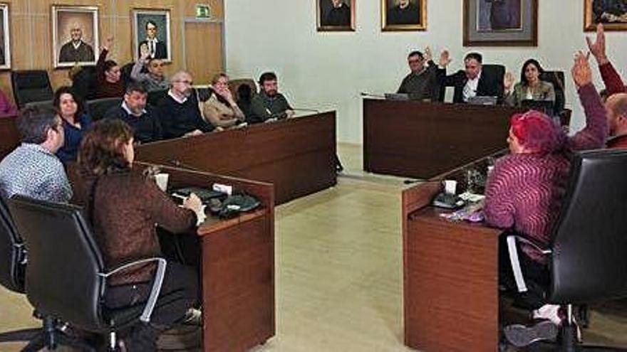 Sant Josep se ve forzado a subir los ingresos de la oposición para salvar su presupuesto