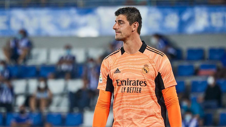 Thibaut Courtois renueva con el Real Madrid hasta 2026