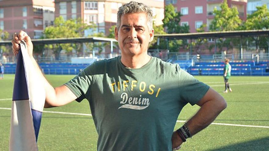 Pepe Cuevas deja de ser director deportivo del CD Ebro