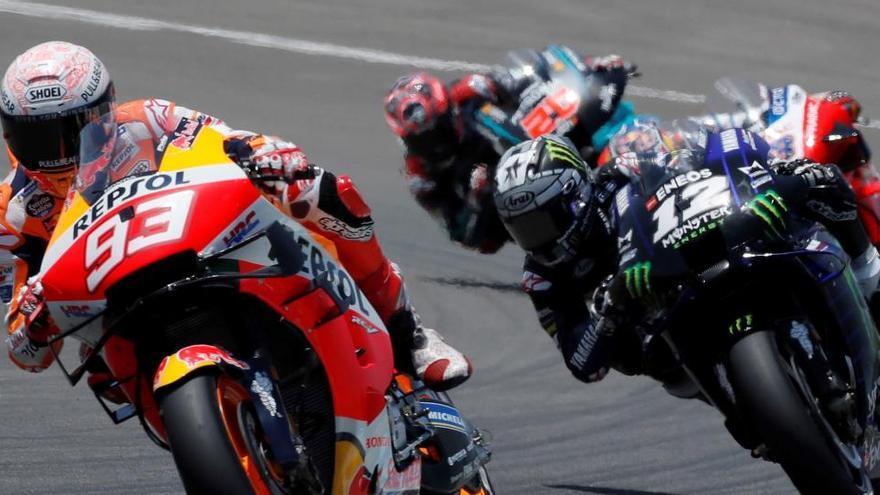 ¿Cómo ver en directo las carreras del Mundial de MotoGP?