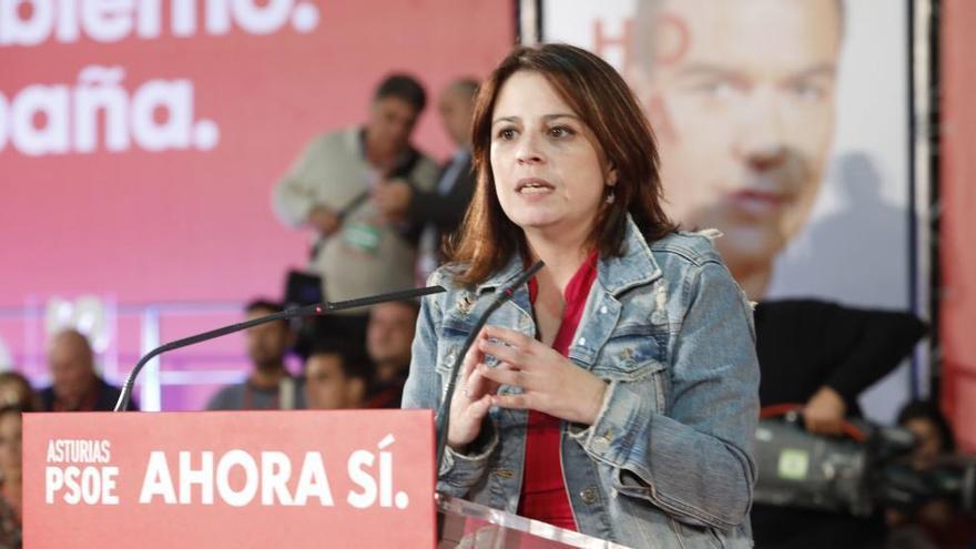 Adriana Lastra será la portavoz del Grupo Socialista en el Congreso y la langreana María Fernández ocupará una portavocía en el Senado