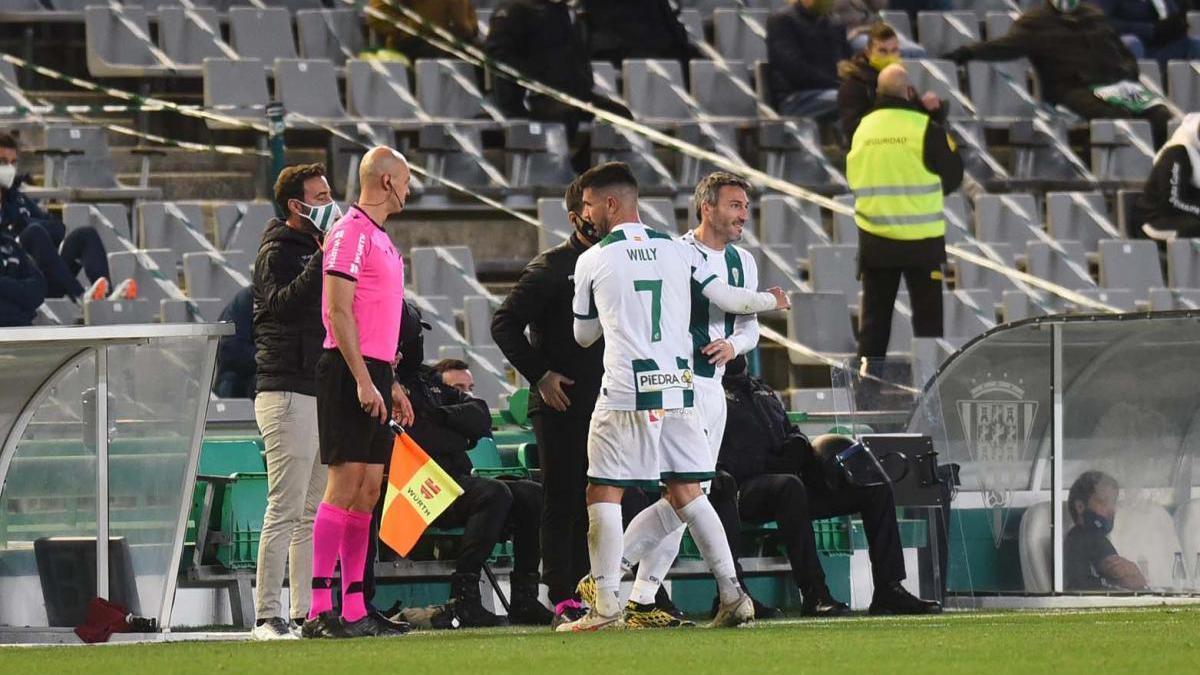 El Córdoba CF vuelve a solicitar a la Junta el acceso de 2.500 espectadores ante el Real Murcia
