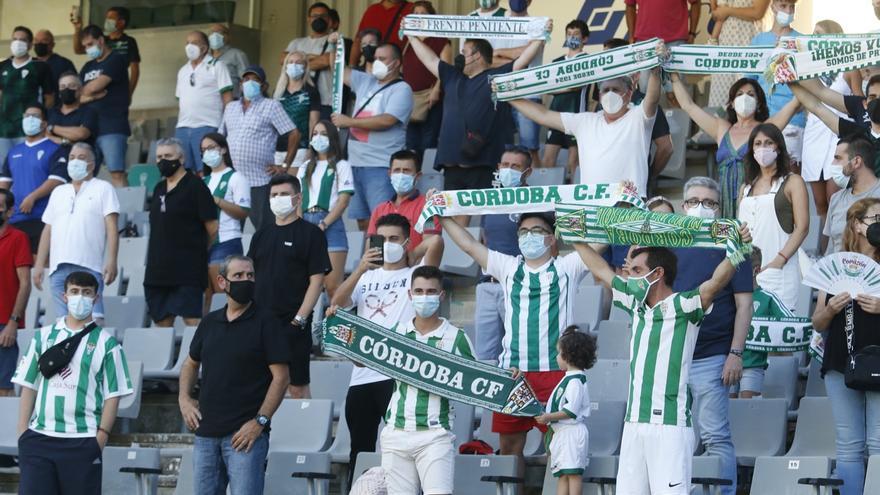 El Córdoba CF sigue sumando: ya son 6.458 fieles