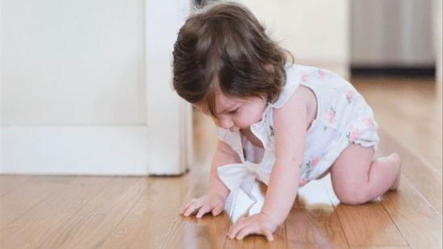 Motivos por los que no debes forzar a tu hijo a andar