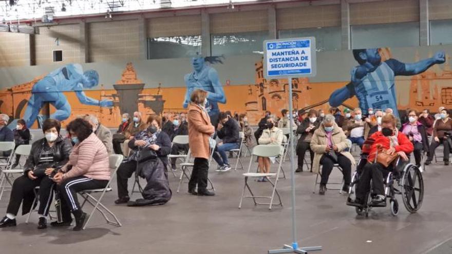 Ourense es la provincia gallega con el mayor porcentaje de inmunizados