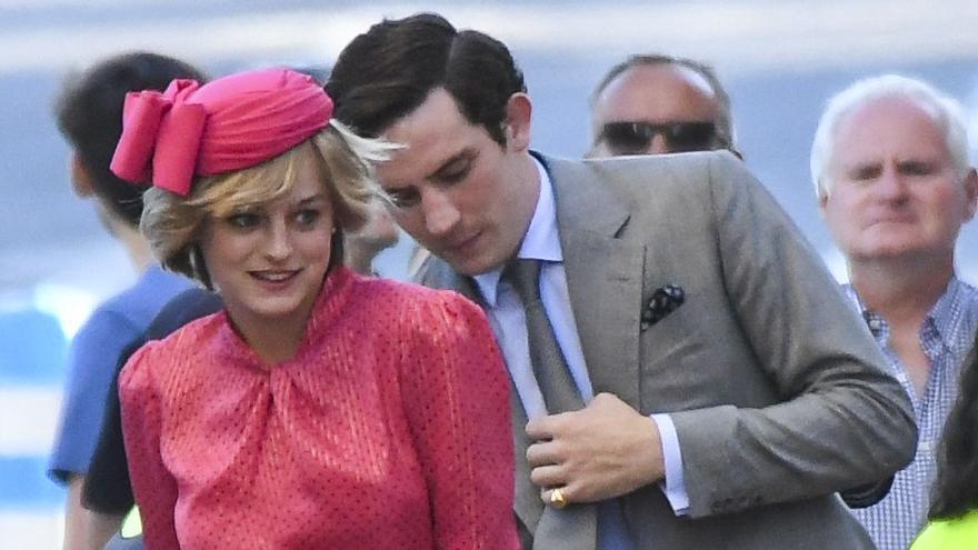 'The Crown' ya ha encontrado a su Dodi Al-Fayed