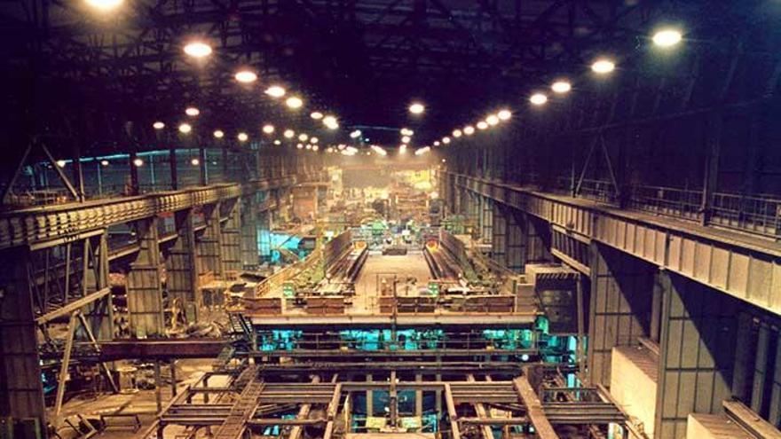"""Arcelor agrava sus problemas: el taller de alambrón está """"al borde del cierre"""""""