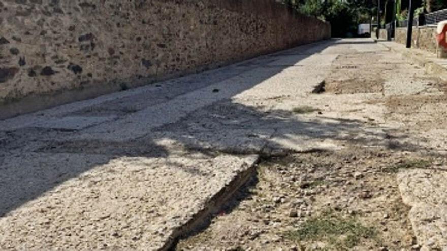 Llívia activa un pla d'obres per a la millora dels carrers més malmesos